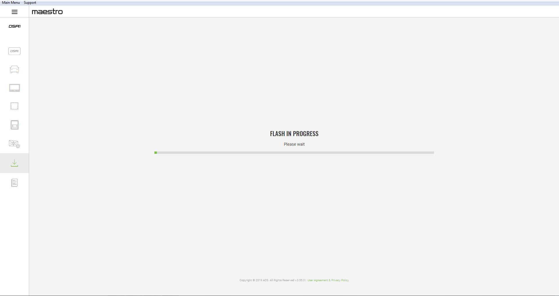 2017 DSR1 signal processor - software & owner's manual