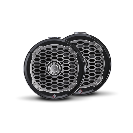 "Punch 6.5"" Moto-Can Speaker - Black"