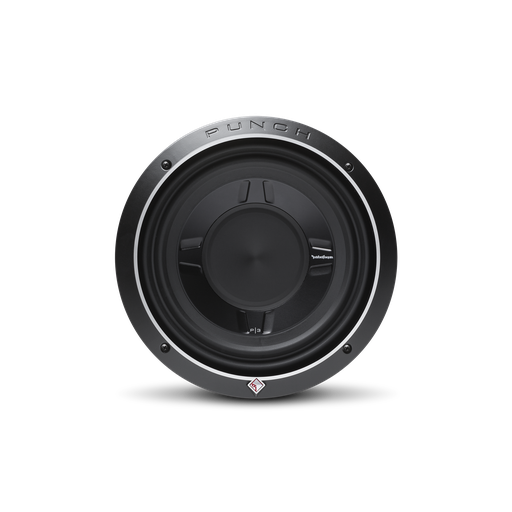 "Punch 10"" P3S Shallow 2-Ohm DVC Subwoofer"