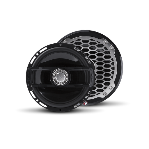 "Punch Marine 6.5"" Full Range Speakers - Black"