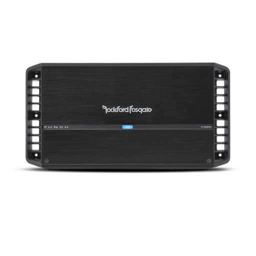 Punch 1,000 Watt Class-bd 5-Channel Amplifier