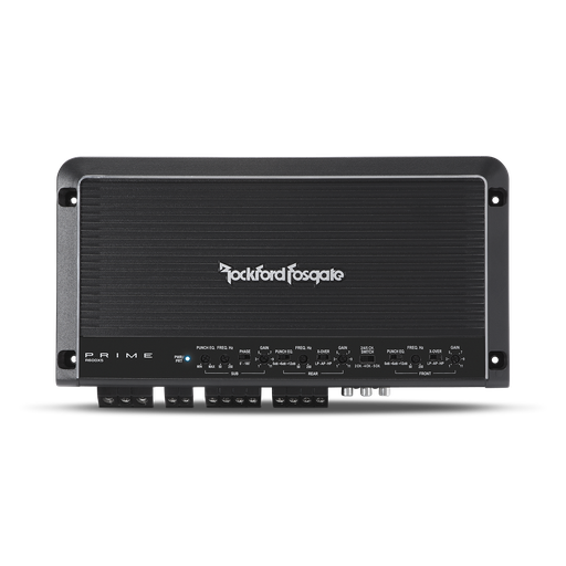 Prime 600 Watt 5-Channel Amplifier