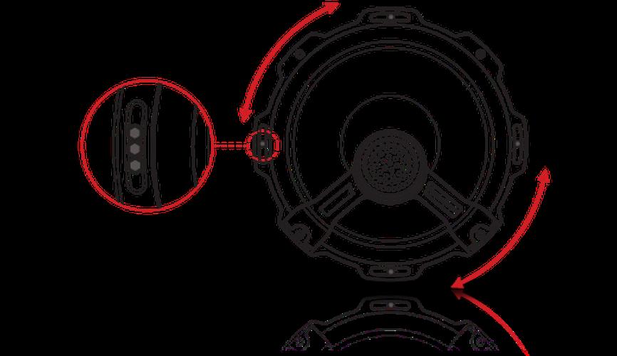 FlexFit Basket - Speaker