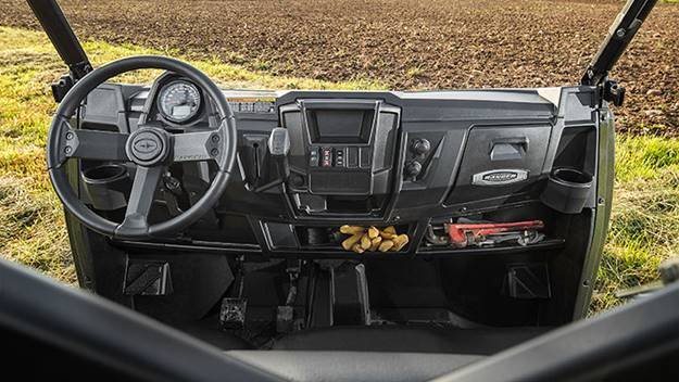 Polaris Ranger Gen-1 Dash