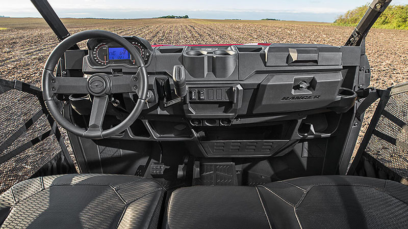 Polaris Ranger Gen-2 Dash