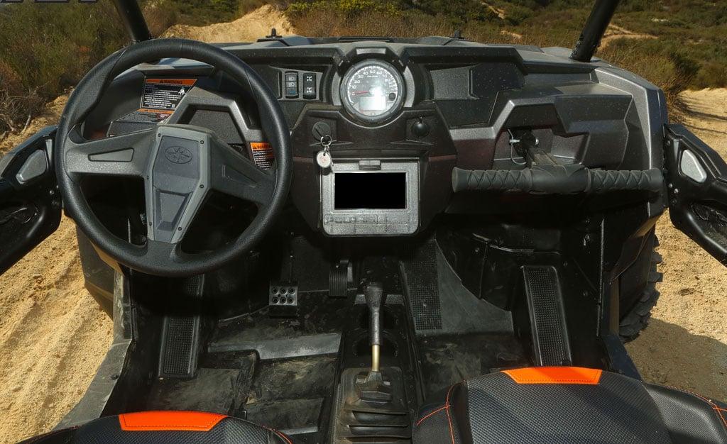 RZR Gen-1 Dash