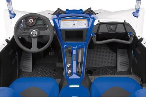 Yamaha YXZ Dash